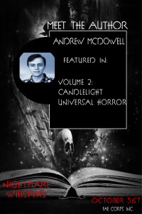 NW Meet the Author- Andrew- poems