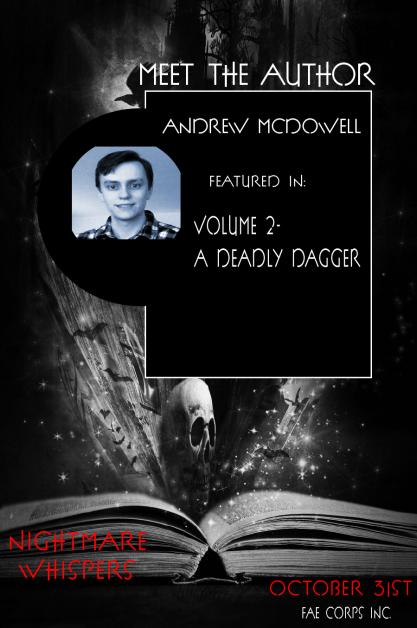 NW Meet the Author- Andrew